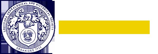 Louisiana Genealogical & Historical Society